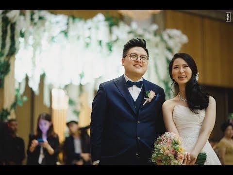 Biondi and Stefanie's Wedding day at The Westin Jakarta by Weddingku Concierge