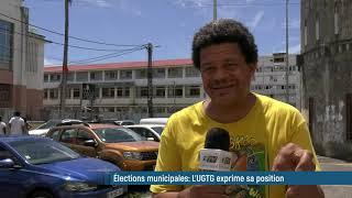 Élie Domota s'exprime sur les élections municipales et communautaires 2020