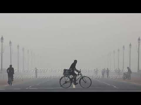 Delhi smog  pollution What are its harmful effects on health, and causes of smog in delhi