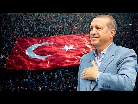 O my beloved nation, a poem read by Erdogan with Urdu subtitle
