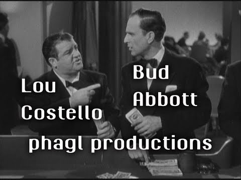 The Wonderful Absurdity of Abbott and Costello