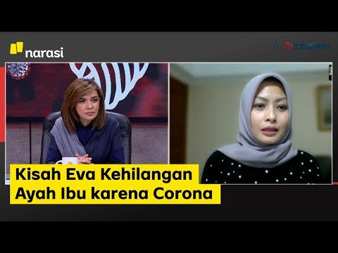 Peduli Lawan Pandemi: Kisah Eva Kehilangan Ayah Ibu karena Corona (Part 2) | Mata Najwa
