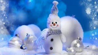 С Новым Годом!  У леса на опушке! Happy New Year To You! Winter