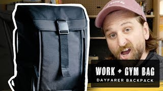 Killer Gym+Work Backpack (Dayfarer!)