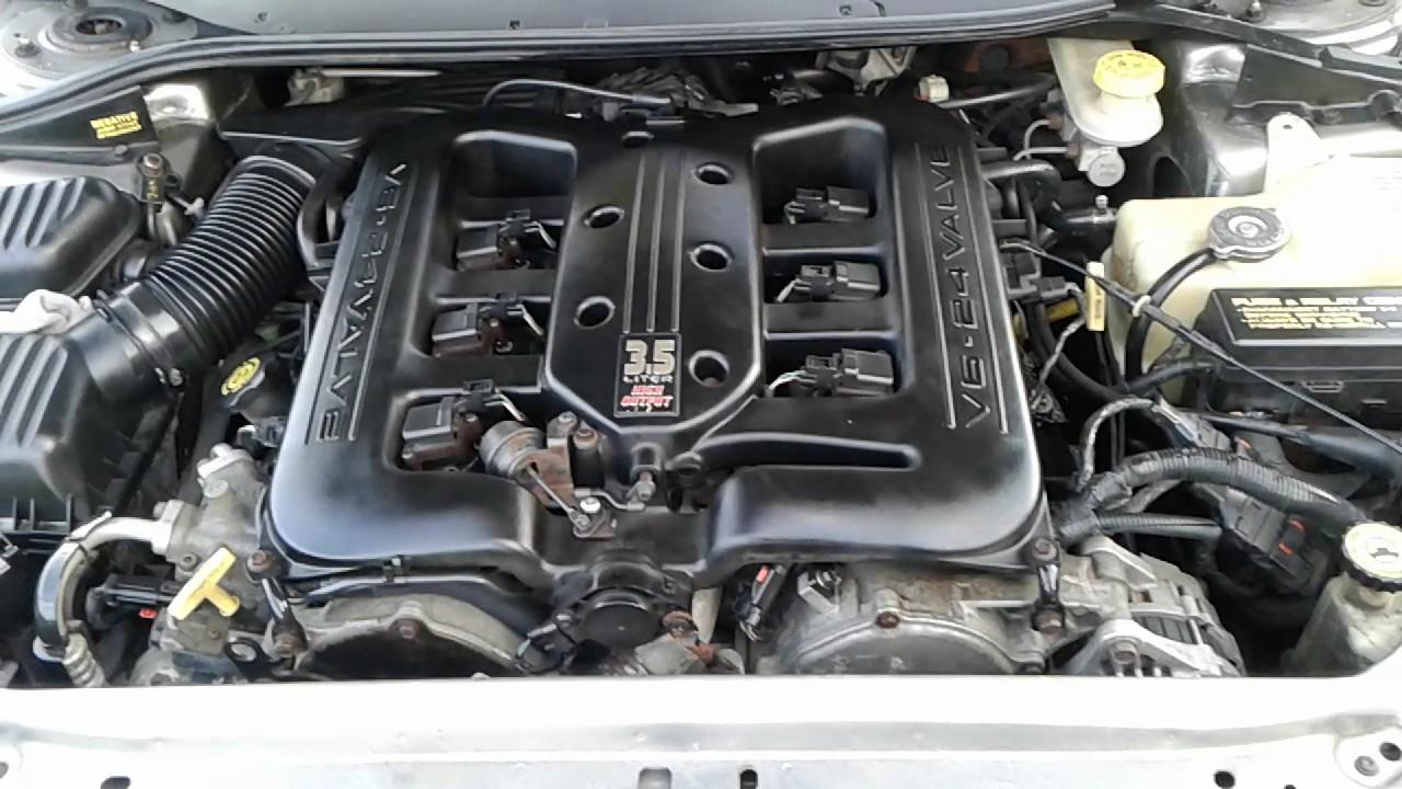 Chrysler Lhs 3 5l