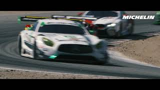 Michelin at the Monterey Grand Prix - WeatherTech Raceway Laguna Seca - Michelin Motorsport