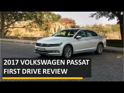 Volkswagen Passat First Drive Review - The Quint
