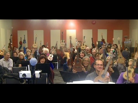 Hooked on a Feeling (ukulele workshop version)