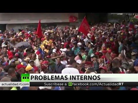 Caracas denuncia tentativas de crear un Gobierno paralelo
