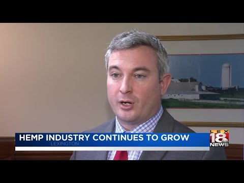 Hemp Industry Continues To Grow
