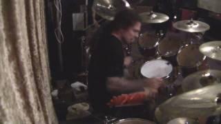 Sick Drummer Magazine - Mark Hernandez - Forbidden - Forsaken At The Gates