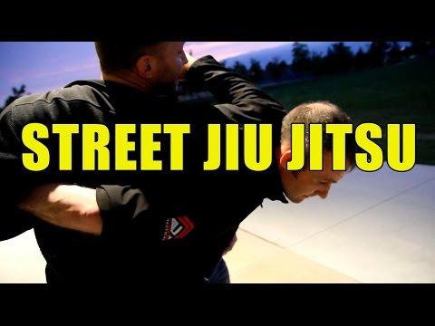 MUST SEE!! Street Effective Jiu Jitsu Technique!
