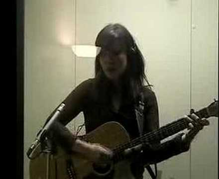 Joanna James performing Live on The Local Point