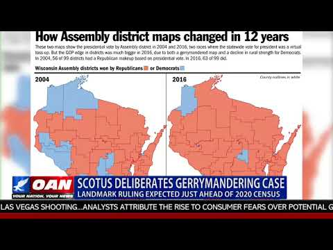 SCOTUS Deliberates Gerrymandering Case, Landmark Ruling