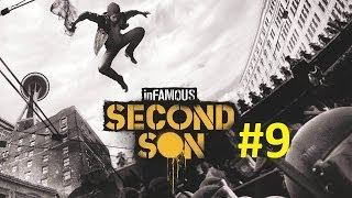 Lets Play InFamous Second Son 100% part 9: death to drug dealers