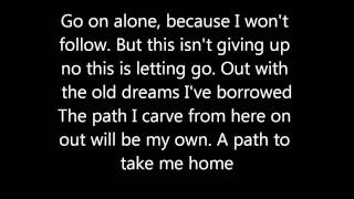 Rise Against This Is Letting Go [w/lyrics]