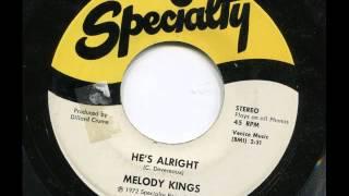 MELODY KINGS - He