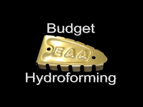 Low Cost Hydroforming