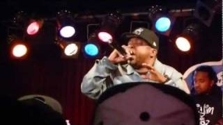 Phife Dawg - His Name Is Mutty Ranks (1080p HD) - Live at BB King
