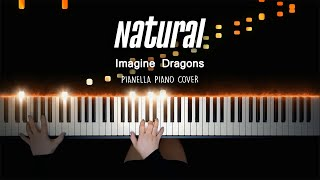 Imagine Dragons - Natural   Piano Cover by Pianella Piano