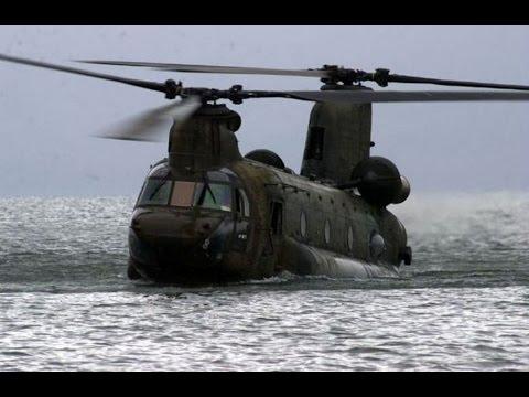 CH-47 Chinook larin ilki teslim edildi