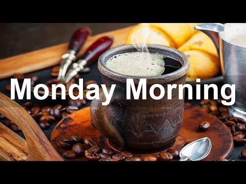 Monday Morning Jazz - Autumn Bossa Nova & Jazz Vibes for Busy Day