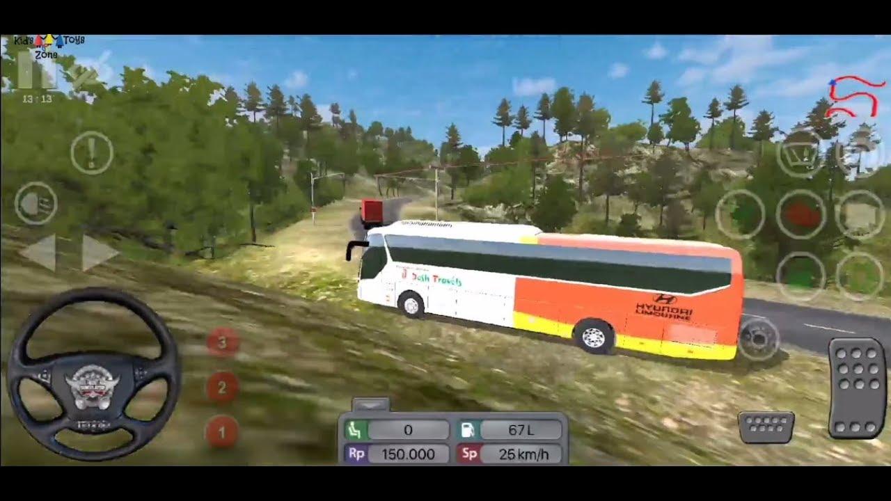 download game bus simulator indonesia mod terbaru