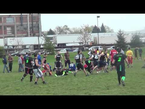 ASSASSINS- 2012- Season Highlights (Games 1-4)
