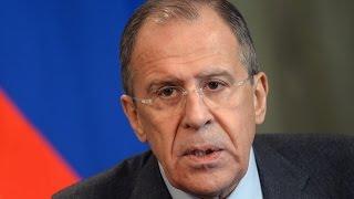Russlands Außenminister indirekt über STRATFOR-Video und deutsch-russisches Bündnis