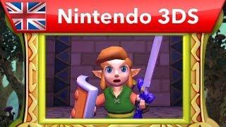 The Legend of Zelda: A Link Between Worlds - UK TV Ad (Nintendo 3DS)