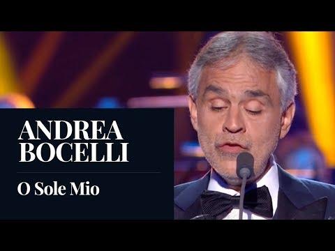 """Di Capua - """"O Solo Mio"""" (Andrea Bocelli) [LIVE]"""