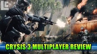 Crysis 3 Multiplayer Review (Crysis 3 Gameplay/Commentary/Multiplayer)