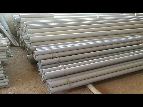 pvc pipe manufacturing process pvc pipe making process