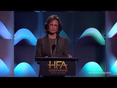 Jacqueline Bisset Presents the Foreign Language Award  HFA 2017