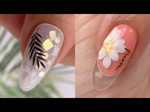 The Best Nail Art Designs Compilation #125 - Nail Art Design Tutorial thumbnail