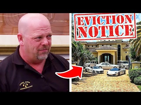 Why Rick Harrison's Career is Falling (Pawn Stars)
