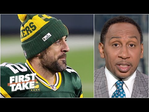 Stephen A. reveals his 'perfect landing spot' for Aaron Rodgers | First Take
