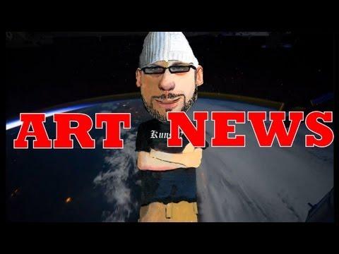 YouTube Art News WORLD PREMIERE