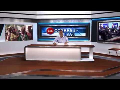 Corbeau News Centrafrique Télévision (CNTV)