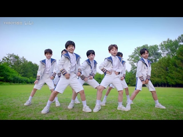 【YHBOYS MV】《魔Fun乐园》舞蹈版MV