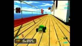Re-Volt Dreamcast Gameplay