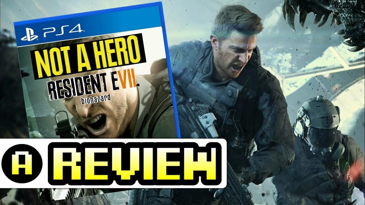 Resident Evil 7 Not A Hero Dlc Ps4 Review Youtube