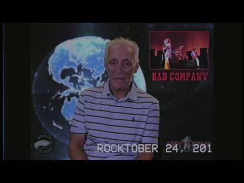 ROCKTOBER 24, 2019 - Bad Company