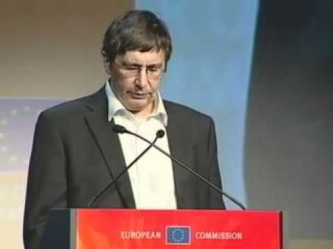 Prof. André Geim, Nobel Laureate in Physics 2010 - Innovation Convention 2011- Brussels