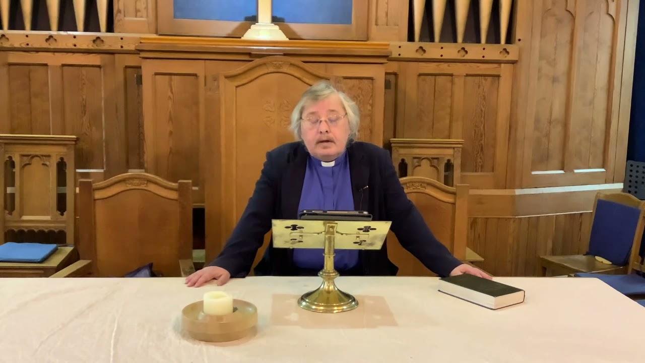 Sunday Sermon 11th April