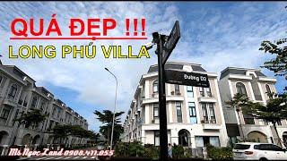 Long Phú Villa short cut - DỰ ÁN SIÊU ĐẸP TRƯỚC KHU DÂN CƯ ĐƯỜNG 10 BẾN LỨC
