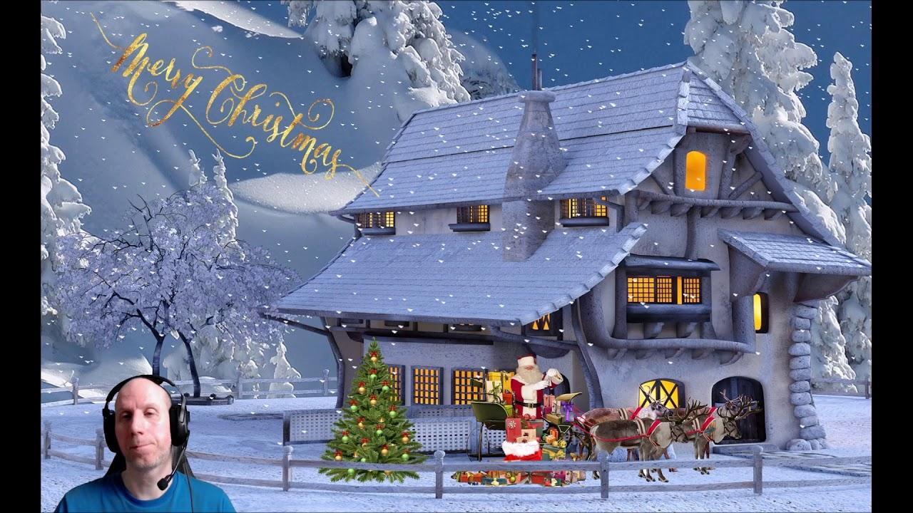 Nat King Cole - The Christmas Song ( Merry Christmas To You ) Karaoke Version - YouTube