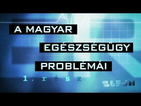 A magyar egészségügy problémái // első rész