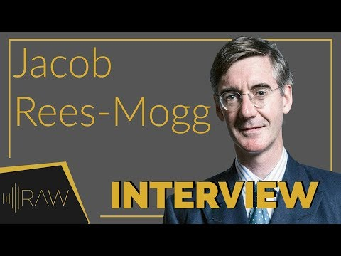 Jacob Rees-Mogg | RAW Interviews