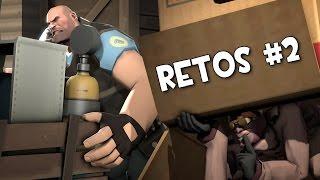 TF2: JoJos, Airshots y Boxeo - RETOS #2